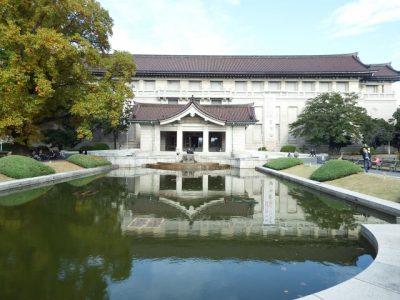上野・国立博物館