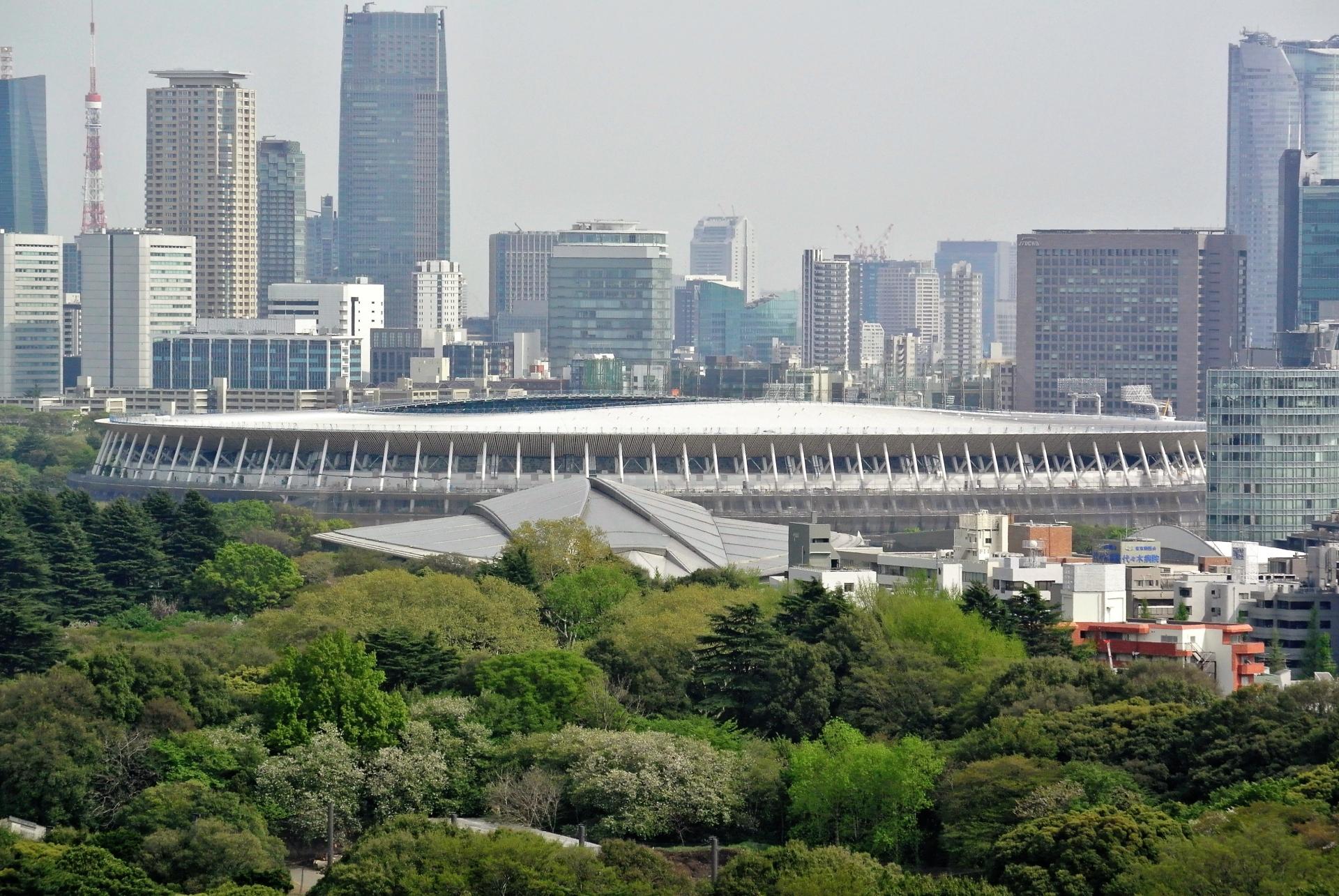 新国立競技場オープニングイベント(ヒロサワ)
